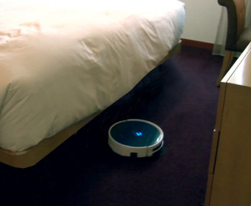 ルンバと相性が良いベッドはどれ?お掃除ロボットが使えるベッドとは?