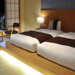和室にベッドを~和モダンな和洋折衷ベッドルームのインテリアの作り方事例