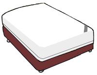 ベッドのマットレスのメンテナンス方法