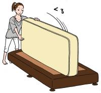 ベッドのマットレスのメンテナンス方法とは?
