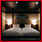 和室にベッド~マットレスやベッドカバーを和風の部屋に置いて和モダンな寝室に仕上げたい!