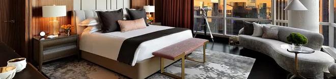 ボックススプリングボトム導入ホテル事例