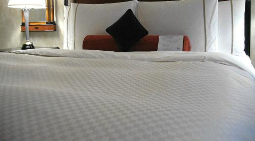 旅館やホテルのシーツやリネン類